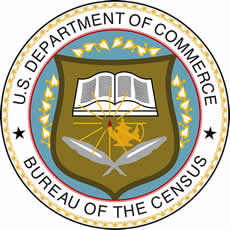 Image of the census bureau seal