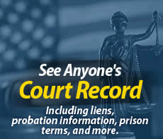 Image - court records